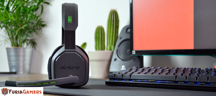 Auriculares Astro Gaming A10