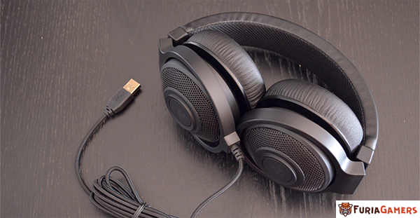 Auriculares compatibles con Razer PC y PS4