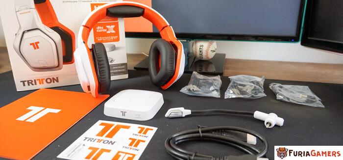 Unboxing Tritton Katana HD 7.1