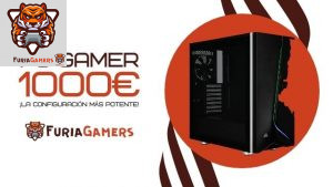PC GAMER 1000€ - FURIA GAMERS