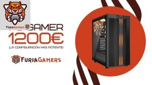 PC GAMER 1200€ - FURIA GAMERS