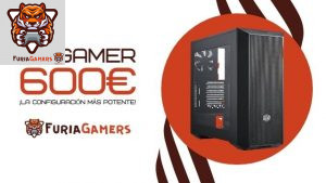PC GAMER 600€ - FURIA GAMERS