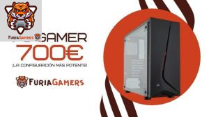 PC GAMER 700€ - FURIA GAMERS