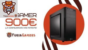 PC GAMER 900€ - FURIA GAMERS