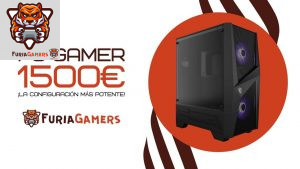 PC GAMER 1500€ - FURIA GAMERS