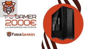 PC GAMER 2000€ - FURIA GAMERS